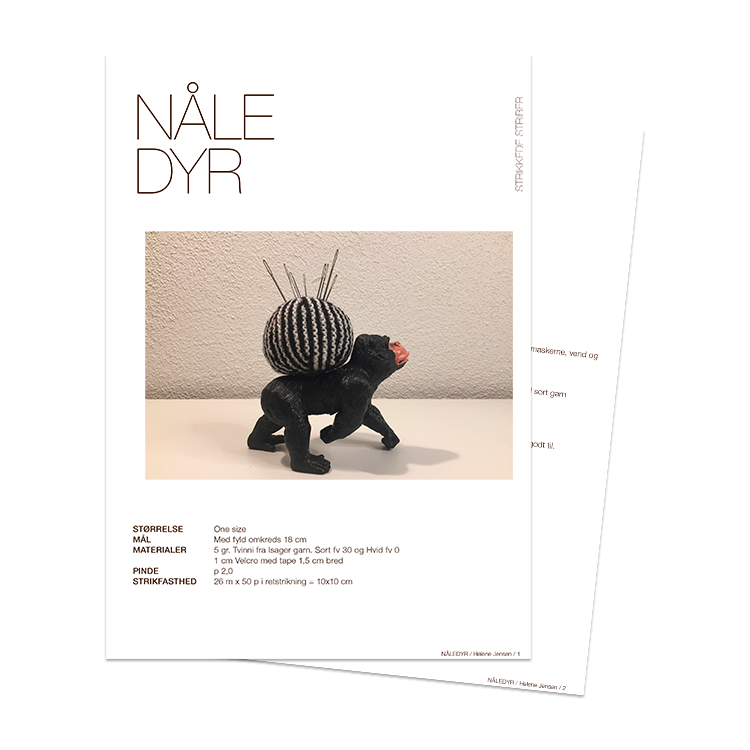 Nåledyr pdf til download