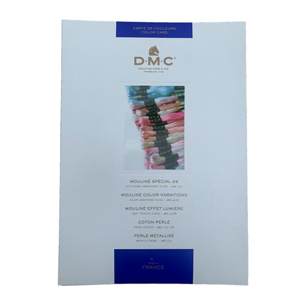 dmc-farvekort